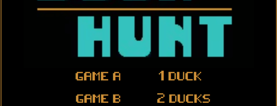 Duck Hunt! In Tableau